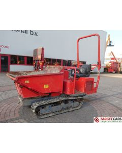 CANYCOM S100 MINI TRACKED DUMPER W/SWIVEL SKIP DIESEL 2011 S6220843 DEFECT