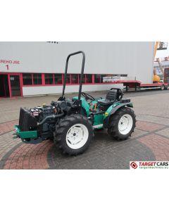 GOLDONI MAXTER 60SN FARM TRACTOR 4WD 48HP 2018 ZA624568 1HR NEW / UNUSED