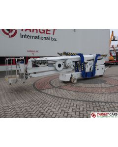 FALCON SPIDER FS320 ELECTRIC WALK BEHIND BOOM WORK LIFT 3200CM 2007 S07017