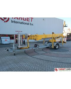 OMME 2500EBZ TOWABLE TELESCOPIC BOOM WORK LIFT 2510CM 2008 6582T