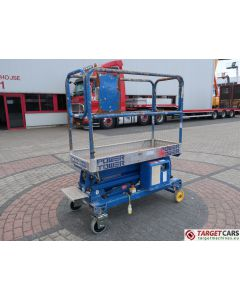 POWER TOWER PUSH AROUND ELECTRIC WORK LIFT 2010 510CM 12480910A
