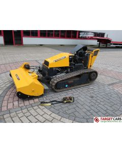 ENERGREEN MCCONNEL ROBOCUT 1300 TRACKED ALL TERRAIN MOWER 2013 653HRS