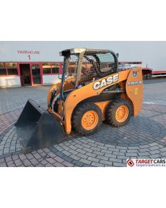 CASE SR150 SKID STEER 4x4 LOADER 2017 8HRS NGM417723 NEW / UNUSED