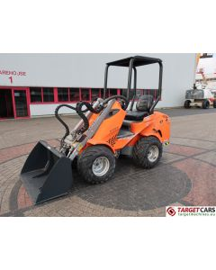 CAST PIXY 35T TELESCOPIC HYDROSTATIC MINI WHEEL LOADER 4WD DIESEL 2010