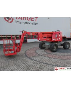 HAULOTTE HA16SPX 4x4 DIESEL ARTICULATED BOOM WORK LIFT W/JIB 1600CM 2005 3617H