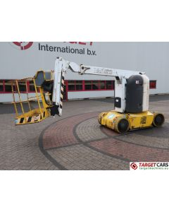 ITECO IT92S ELECTRIC ARTICULATED BOOM WORK LIFT 1130CM 2008 IT92546 DEFECT