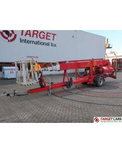 DENKA DL30 TOWABLE TELESCOPIC BOOM WORK LIFT BI-FUEL 3000CM 2008 DK13451