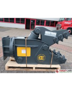 MUSTANG RH12 HYDRAULIC ROTATION PULVERIZER CRUSHER SHEAR RH-12 2018 TO FIT 9~15T EXCAVATOR AH82074