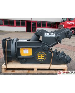 MUSTANG RH05 HYDRAULIC ROTATION PULVERIZER CRUSHER SHEAR RH-05 2018 TO FIT 5~12T EXCAVATOR AH82082