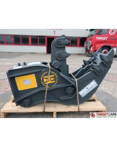MUSTANG HAMMER FH04 HYDRAULIC PULVERIZER CRUSHER SHEAR FH-04 2019 TO FIT 4~9T EXCAVATOR AH90203
