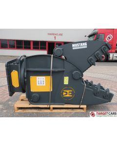 MUSTANG HAMMER RH20 HYDRAULIC ROTATION PULVERIZER CRUSHER SHEAR RH-20 2019 TO FIT 15~22T EXCAVATOR AH90289