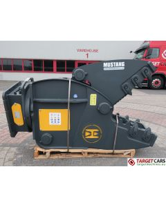 MUSTANG HAMMER RHP2000 HYDRAULIC ROTATION PULVERIZER CRUSHER SHEAR RHP-2000 2019 TO FIT 15~22T EXCAVATOR AH90261