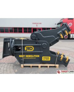 RENT DEMOLITION RD25 HYDRAULIC ROTATING PULVERIZER CRUSHER RD-25 2019 FOR 25~32T EXCAVATOR R9817611