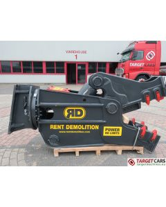 RENT DEMOLITION RD20 HYDRAULIC ROTATING PULVERIZER CRUSHER SHEAR RD-20 2019 TO FIT 21~28T EXCAVATOR R9816611