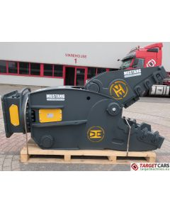 MUSTANG HAMMER RH25 HYDRAULIC ROTATION PULVERIZER CRUSHER SHEAR RH-25 2019 TO FIT 20~26T EXCAVATOR H181617