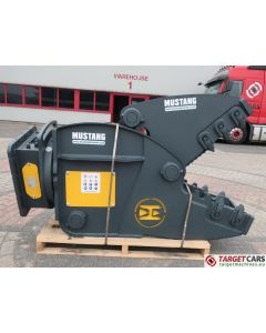 MUSTANG HAMMER RH20 HYDRAULIC ROTATION PULVERIZER CRUSHER SHEAR RH-20 2019 TO FIT 15~22T EXCAVATOR AH90281