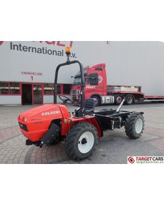 GOLDONI TRANSCAR 25RS UTILITY TRACTOR 4WD 20.4HP 2018 LA622690 NEW / UNUSED