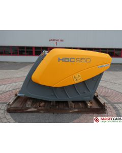 HARTL HBC 950 CRUSHER HBC950 BUCKET 950MM 2014 CC00950140058 UNUSED TO FIT ≥ 24T