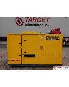 WACKER NEUSON HP252 HYDRONIC AIR HEATER 0620249 2014 20285758