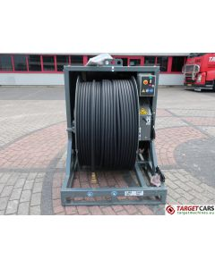 WACKER NEUSON HHS702 HOSE REEL SYSTEM FOR HP252 HYDRONIC AIR HEATER 0620426 2014 20270086