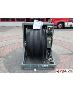 WACKER NEUSON HHS702 HOSE REEL SYSTEM FOR HP252 HYDRONIC AIR HEATER 0620426 2013 20204068