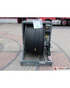 WACKER NEUSON HHS702 HOSE REEL SYSTEM FOR HP252 HYDRONIC AIR HEATER 0620426 2013 20200906