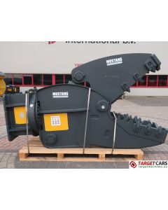 MUSTANG HAMMER RH35 HYDRAULIC RH-35 ROTATION PULVERIZER CRUSHER SHEAR 2019 TO FIT 22~35T EXCAVATOR AH90635