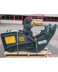 MUSTANG HAMMER FH04 HYDRAULIC PULVERIZER CRUSHER SHEAR FH-04 2019 TO FIT 4~9T EXCAVATOR AH90643