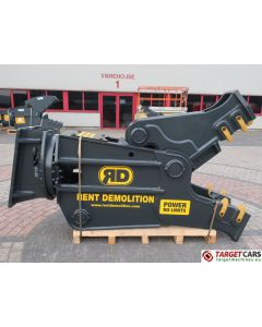 RENT DEMOLITION RD20 HYDRAULIC ROTATING PULVERIZER CRUSHER SHEAR RD-20 2019 TO FIT 21~28T EXCAVATOR R9875611