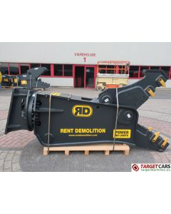 RENT DEMOLITION CK20 HYDRAULIC ROTATING PULVERIZER CRUSHER / SHEAR COMBICUTTER CK-20 2019 TO FIT 21~32T EXCAVATOR R9878611