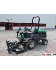 RANSOMES HR300 3-GANG ROTARY HR-300 MOWER 4WD TRIPLE HYDROSTATIC 152CM WIDTH MOWER 2014 614HRS