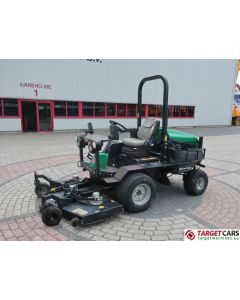 RANSOMES HR300 3-GANG ROTARY HR-300 MOWER 4WD TRIPLE HYDROSTATIC 152CM WIDTH MOWER 2013 1291HRS