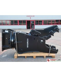 TOPLINE 12 HYDRAULIC ROTATING PULVERIZER CRUSHER 2010 TO FIT 10~18T EXCAVATOR S205