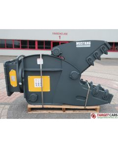 MUSTANG HAMMER RH20 HYDRAULIC ROTATION PULVERIZER CRUSHER SHEAR RH-20 2019 TO FIT 15~22T EXCAVATOR AH90841