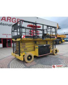 AIRO SF1380-E ELECTRIC SCISSOR WORKLIFT 1580CM 2009 1160H SF223256