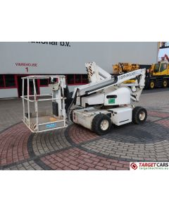 AIRO SG1000NEW-E-D BI-FUEL ELECTRIC DIESEL ARTICULATED BOOM WORK LIFT 1200CM 2006 690HRS