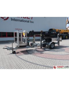 OMME 1830EBZX TOWABLE ARTICULATED BOOM WORK LIFT 1830CM 2008 6740DM