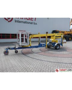 OMME 1550EBZX TOWABLE ARTICULATED BOOM WORK LIFT 1530CM 2008 6806CM