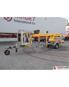 OMME 1550EBZX TOWABLE ARTICULATED BOOM WORK LIFT 1530CM 2008 6574CM