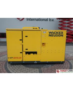 WACKER NEUSON HP252 HYDRONIC AIR HEATER 0620249 2014 20281320