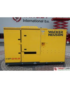 WACKER NEUSON HP252 HYDRONIC AIR HEATER 0620249 2014 20295031