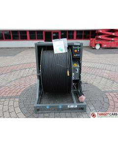 WACKER NEUSON HHS702 HOSE REEL SYSTEM FOR HP252 HYDRONIC AIR HEATER 0620426 2013 20205664