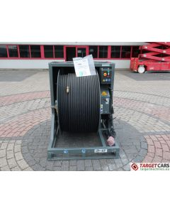 WACKER NEUSON HHS702 HOSE REEL SYSTEM FOR HP252 HYDRONIC AIR HEATER 0620426 2014 20257993