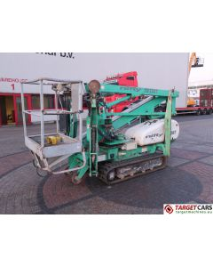 NIFTYLIFT TD120 TD120TD SPIDER TRACKED CRAWLER ARTICULATED BOOM WORK LIFT DIESEL 1220CM 2005