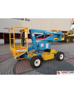 NIFTYLIFT HR12DE ARTICULATED BI-FUEL BOOM WORKLIFT 2000 1220CM 128235