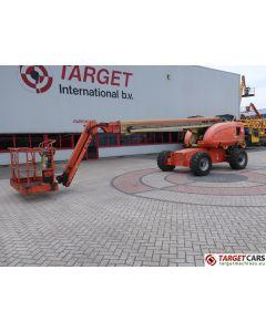 JLG 660SJ TELESCOPIC 4x4 DIESEL BOOM WORKLIFT 2232CM W/JIB 2007 4255HRS