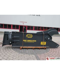RENT DEMOLITION RS25 HYDRAULIC ROTATING SHEAR RS-25 2019 TO FIT 25~32T EXCAVATOR R9957611