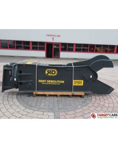 RENT DEMOLITION RS25 HYDRAULIC ROTATING SHEAR RS-25 2019 TO FIT 25~32T EXCAVATOR R9995611