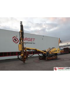 ATLAS COPCO ROC D5-01 TOP SURFACE CRAWLER DRILL RIG 2005