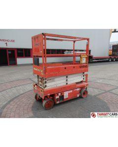 SNORKEL S1930 ELECTRIC SCISSOR WORK LIFT 780CM 10/09 249HRS